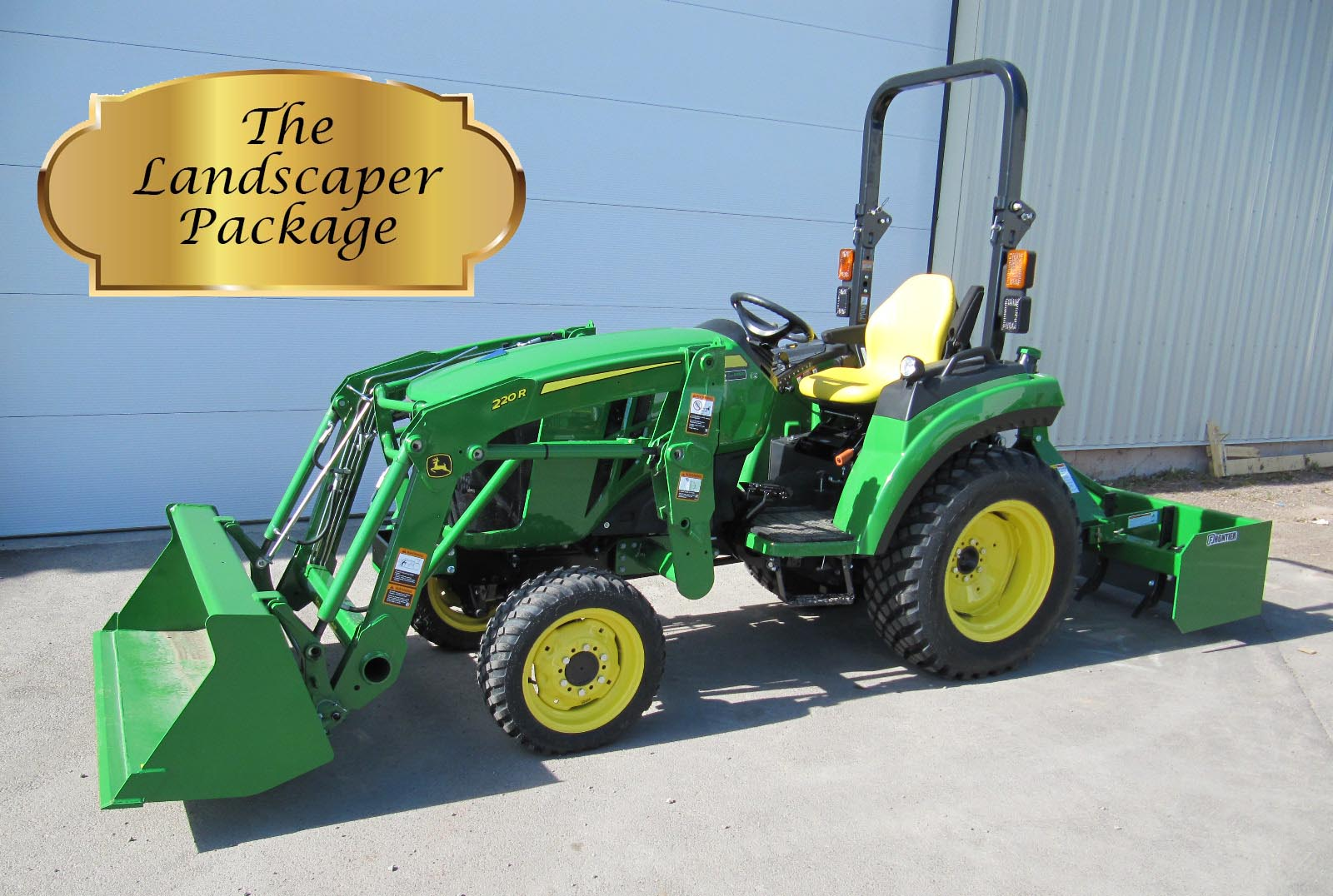 The Landscaper Package