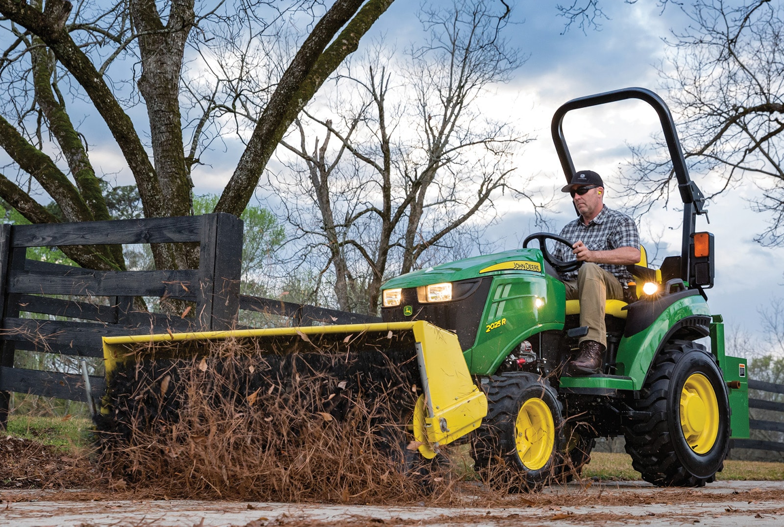 Compact & Utility Tractor Specials