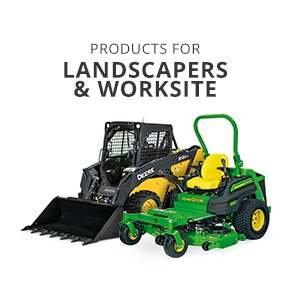 Products For Landscapers & Worksite